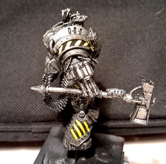 Iron warriors : Stormeagle terminé  !! 690202Perturabo13