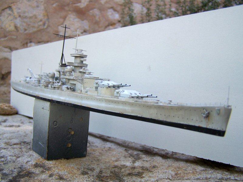 Dkm Scharnhorst 1938/39 airfix 1/600 - Page 4 691261Dkm_Scharnhorst_081