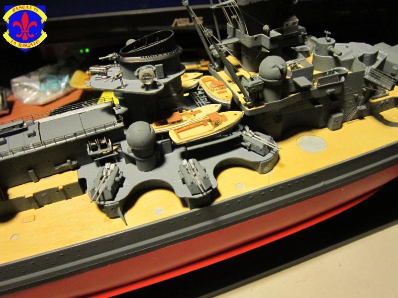 Croiseur de bataille Scharnhorst  au 1/350 de dragon - Page 5 691287IMG1364L