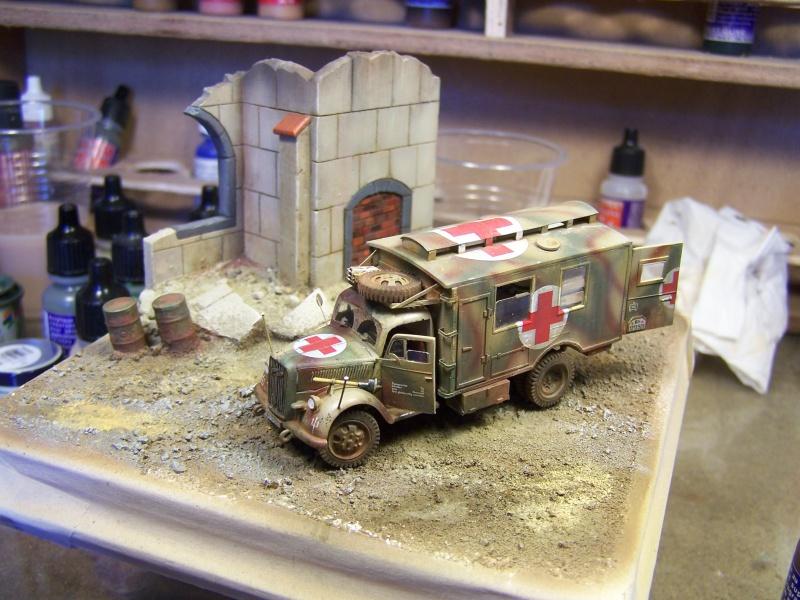 Opel Blitz Ambulance Normandie été 1944 - Page 2 6948441005896