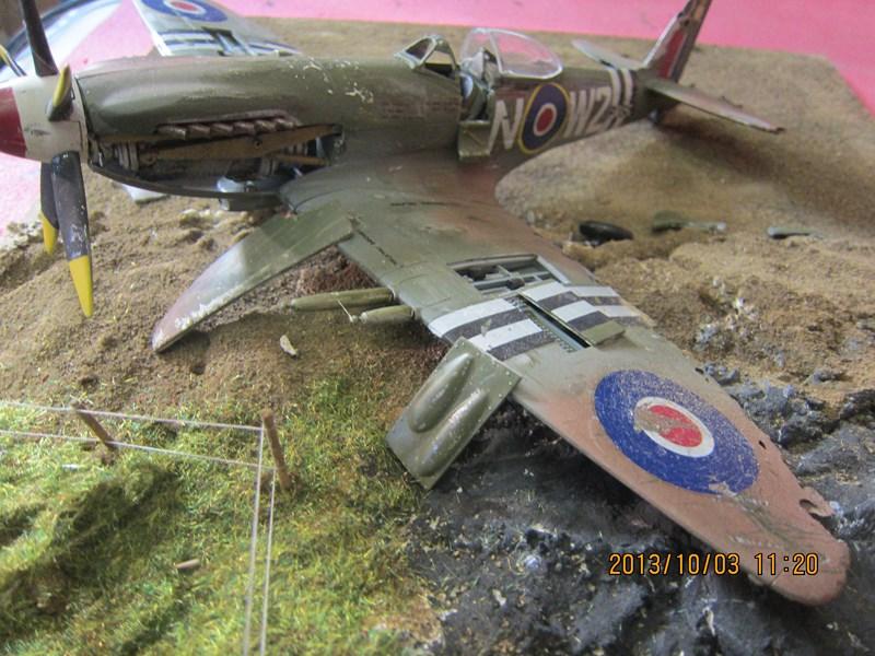 Spitfire au 32 de chez Matchebox 695106IMG1307Copier
