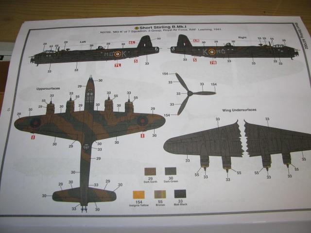Short Stirling MkIII BF513 75 RAF Sqn Airfix 1/72.... définitivement arrêté. 695522IMG0295