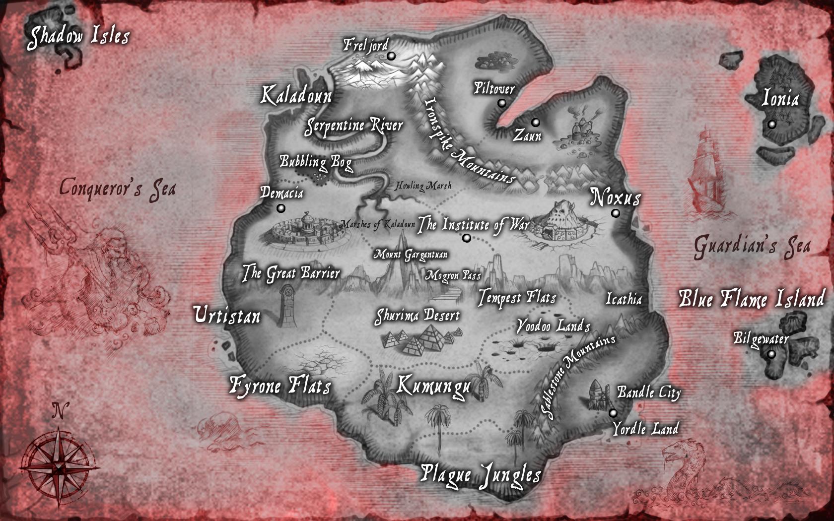 Tales of Runeterra 695710mers
