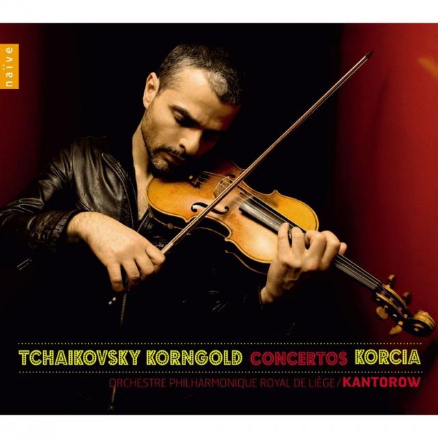 Le Concerto pour Violon de Tchaïkovsky - Page 3 696139005485