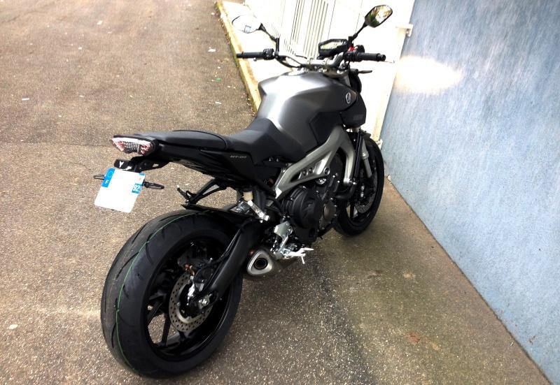 Photos de toutes les Yamaha MT-09 du forum ! :) 696210YaxelHst