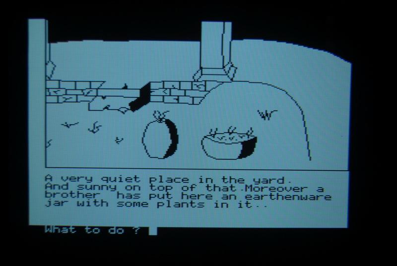 [C64 Disponible] ATHANOR Jeu d'Aventure à l'ancienne sur micro 8BIT - Page 14 696734cou035