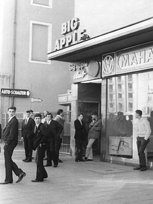 Munich (Big Apple) : entre le 8 et le 11 novembre 1966 698039MjunikBigAppleUlrichHan1227102285