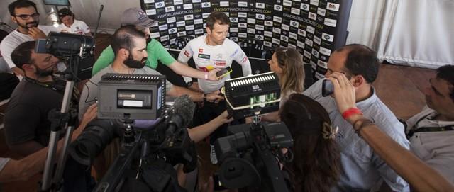 Les PEUGEOT 208 WRX Vice-Championne du Monde FIA de Rallycross 698152MG4063