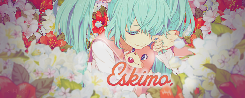Eskimo 698913eskimoflowersad