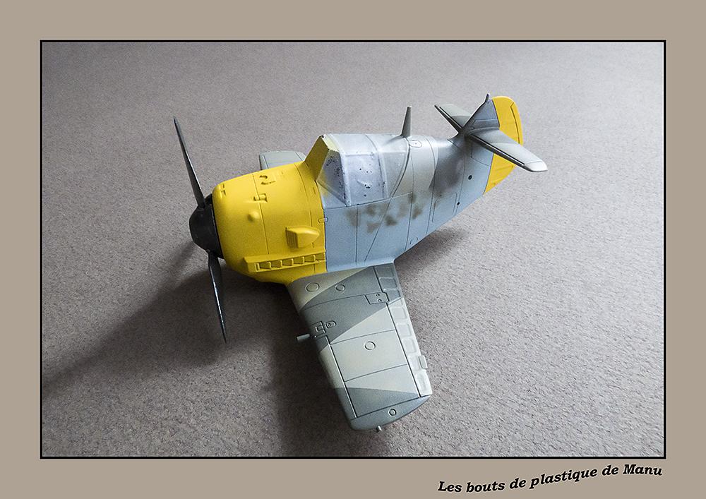 tiger - Bf 109 Tiger Model egg plane-FINI ! - Page 2 6995641737