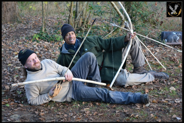CR : Week end du bushcraft ARCHERIE - 2/6 décembre 2015 701184photogroupestagearcheriesurviejohncevsfstagiaires2