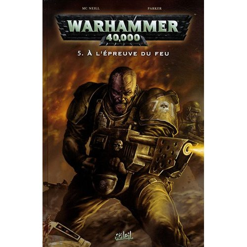 Warhammer 40K en Bande Dessinée (Non Black Library) 701253BD5