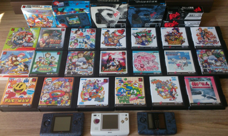 Neoth no Dai Collection : AES x MVS x CD x Pocket 701520DSC20161