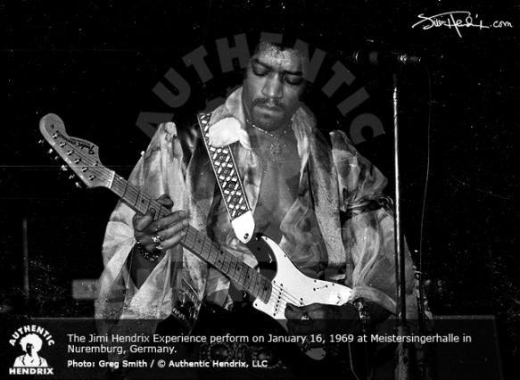 Nuremberg (Meistersingerhalle) : 16 janvier 1969 [Premier concert]  70182319690116