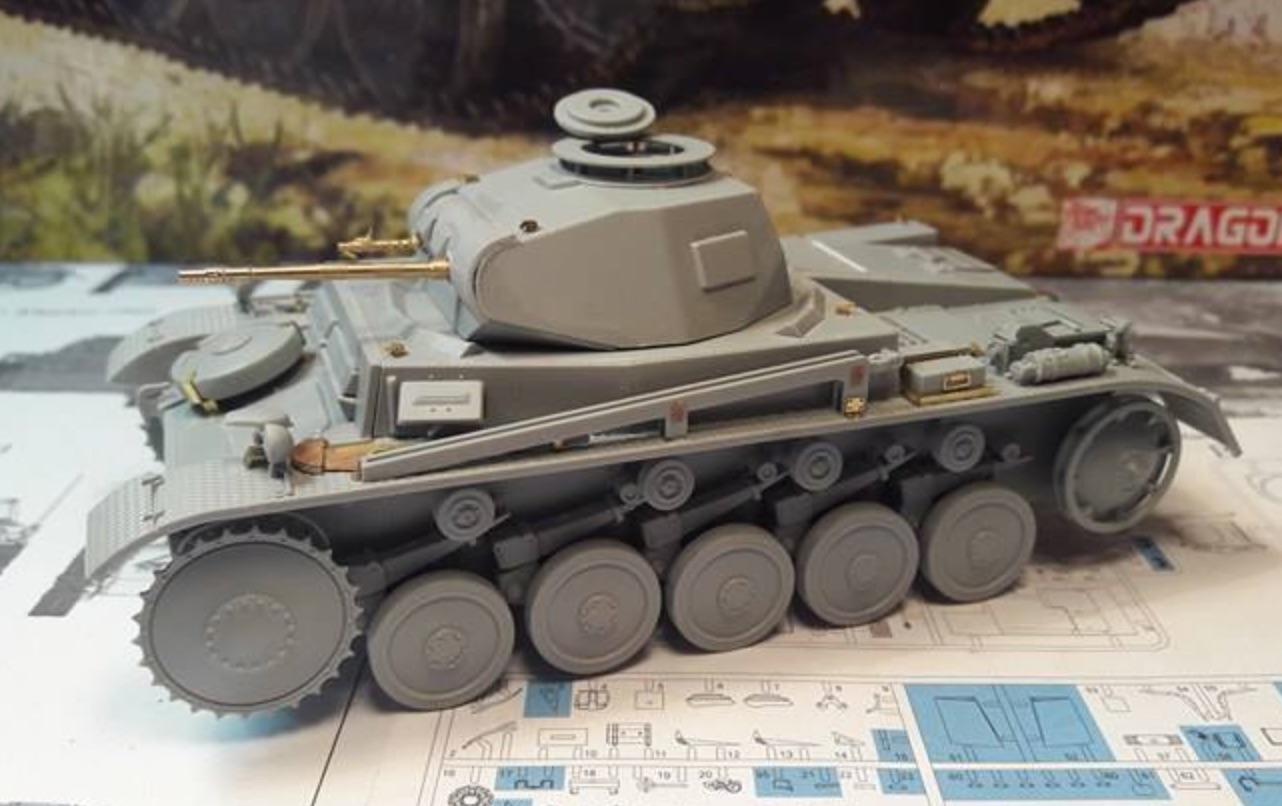 Pz.Kpfw.II Ausf.F - Kharkov 1/35 - Page 2 702016BuildStep3A