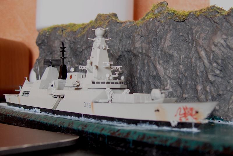 HMS Dragon type 45 batch2 1/700 702625HPIM2503