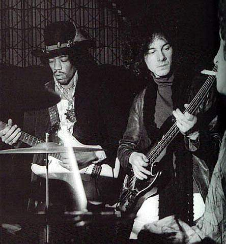 Londres (Olympia/Christmas On Earth Continued) : 22 décembre 1967 70276719671222OlylmpiaLondresRehearseals