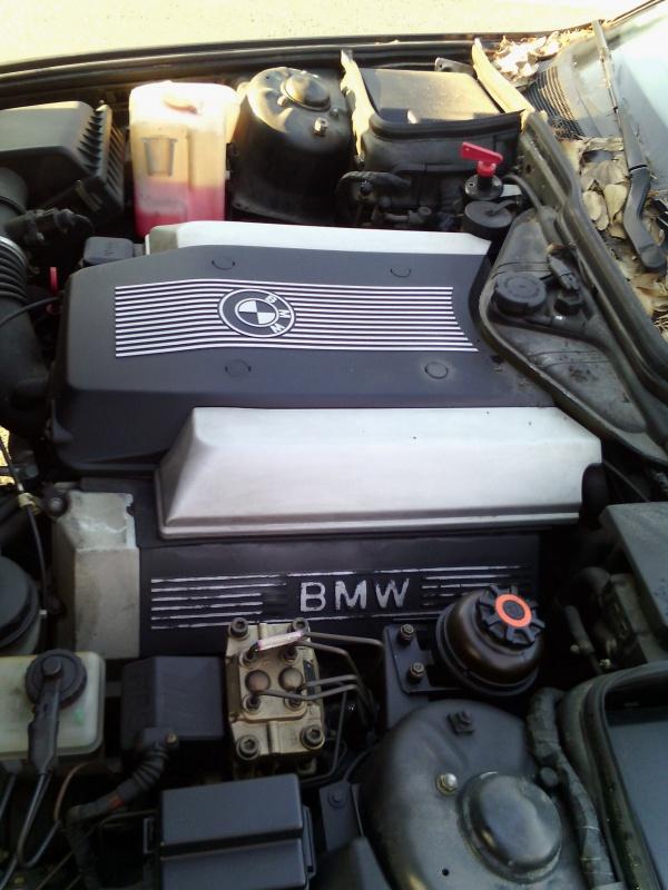MIA automobile BMW E32 730i v8 1993 703080IMG20150218082953