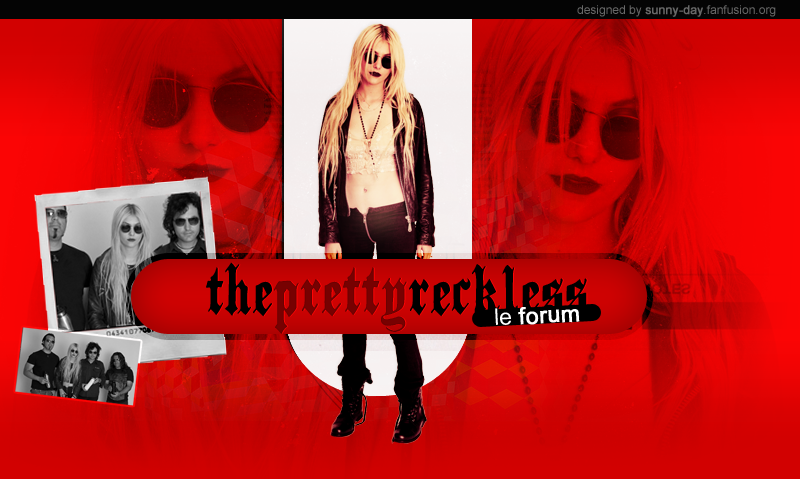 The Pretty Reckless France