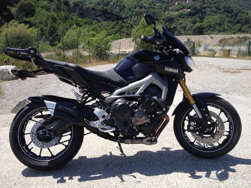 Photos de toutes les Yamaha MT-09 du forum ! :) 703631Ypascal06