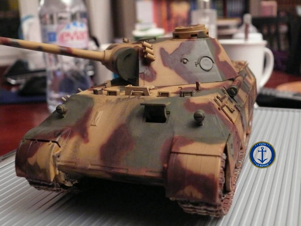 Panzerkampfwagen Panzer V Panther Ausf D. - Page 5 703915panther30