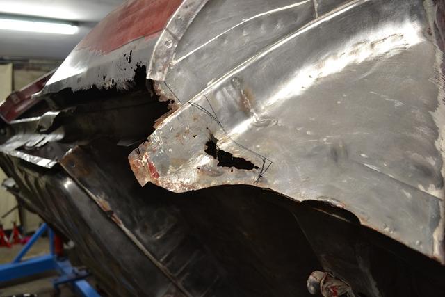 Scirocco TS en restauration complète ! - Page 5 704875DSC88091