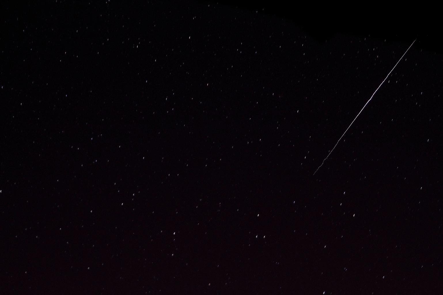 recherche de flare iriduim et ISS 705294IMG6466pngnouvellerouge