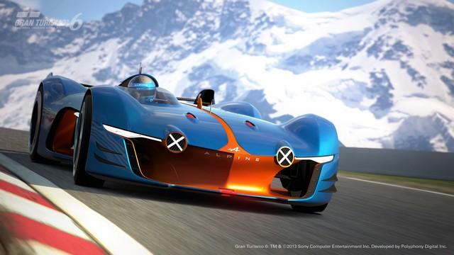 Le film « Alpine Vision Gran Turismo – Inspirations » 7055456528816