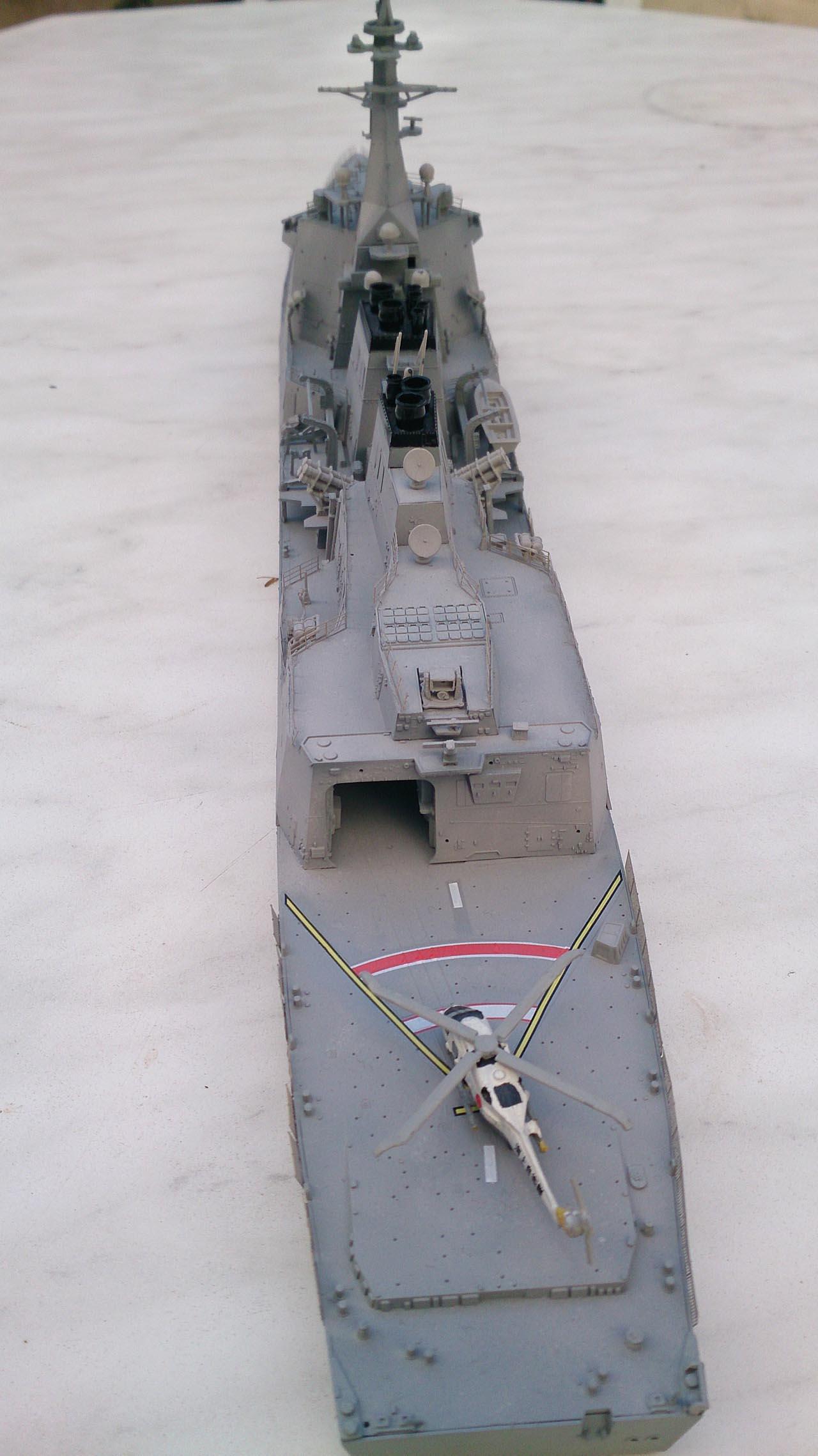 JDS Atago (DDG-177) 1/350 trumpeter 707764atago57