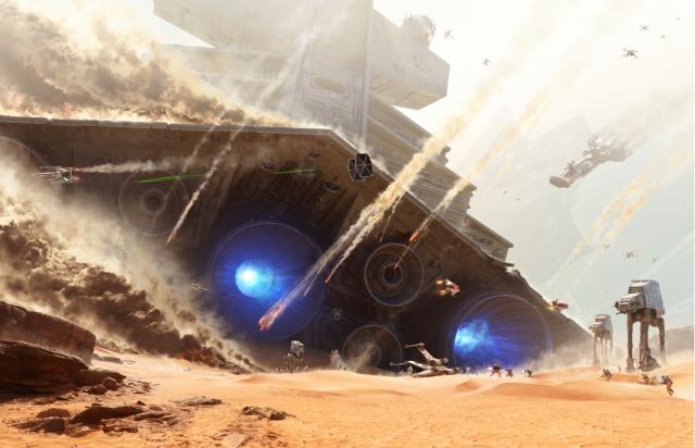 Star Wars : Le Réveil de la Force [Lucasfilm - 2015] - Page 2 709225w33