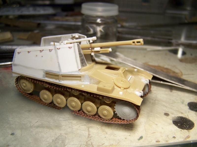 Sdkfz 124 Wespe Normandie 06.44 7104401005726