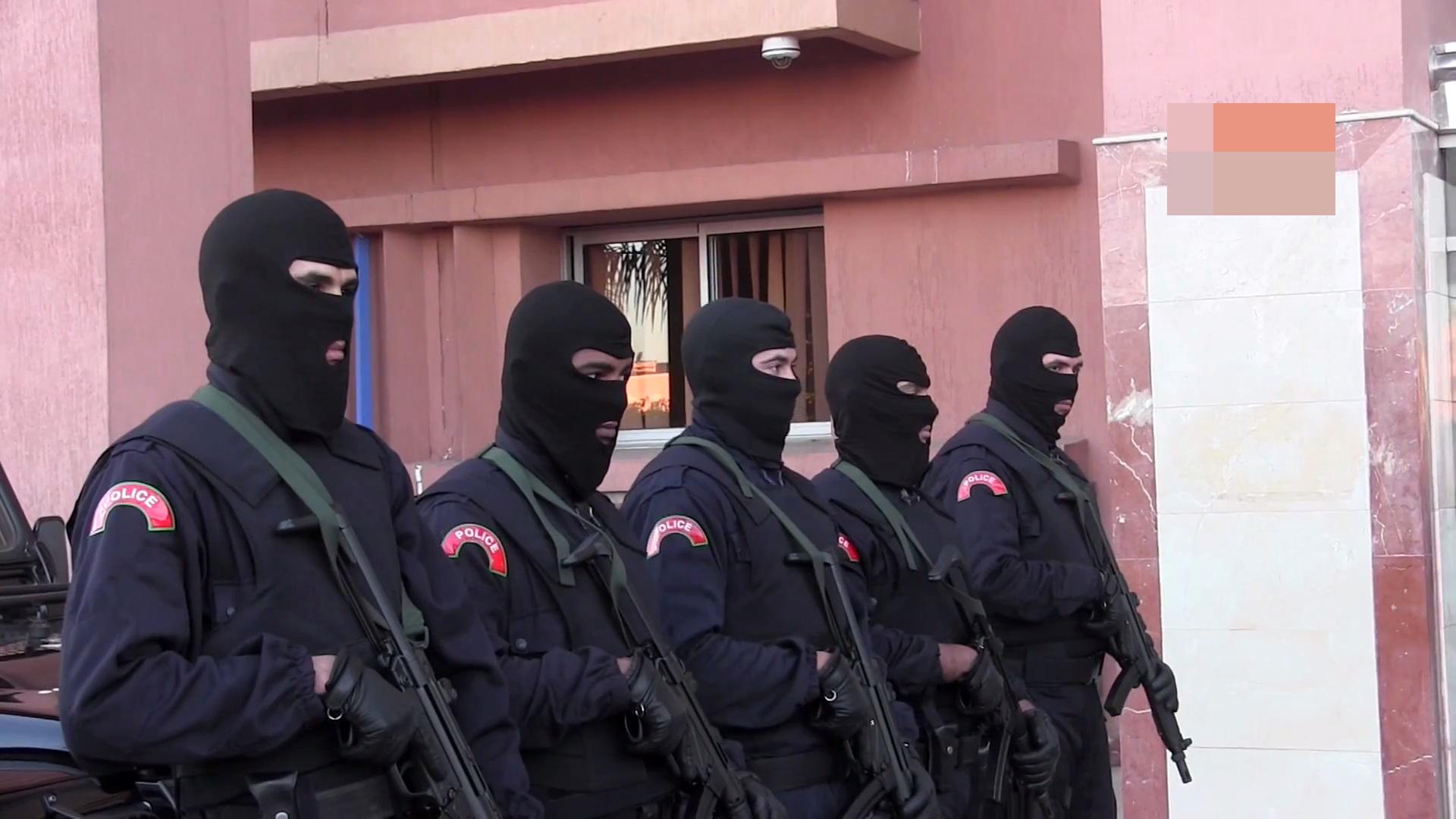 Moroccan Special Forces/Forces spéciales marocaines  :Videos et Photos : BCIJ, Gendarmerie Royale ,  - Page 9 7108952868