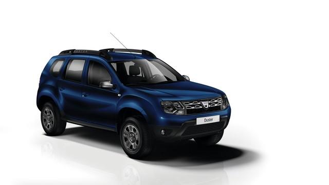 Dacia : une série limitée anniversaire pour tous les modèles de la gamme 7121706638016