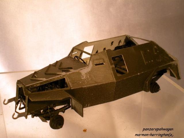 panzerspahwagen(Marmon-Herrington(e)IBG model 1/35 712776IMGP3616