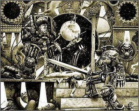 [Horus Heresy] Fanfiction : La Bataille de Terra (Projet et discussions) - Page 2 713314Horus2