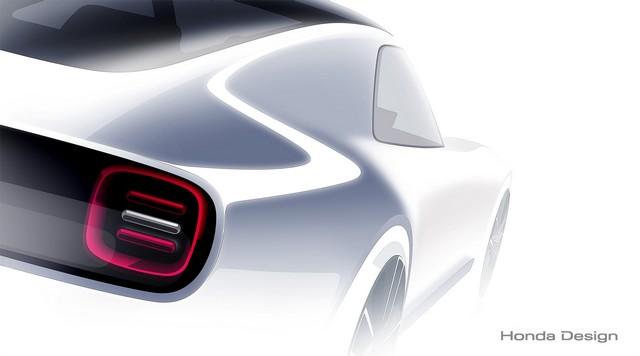 Présentation du nouveau Honda Sports EV au salon automobile de Tokyo 713360114960AllnewHondaSportsEVConceptunveiledatTokyoMotorShow