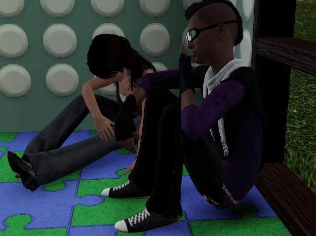 """[Terminé] Sims Histoires de Jobs """"Au bureau"""" - Page 17 713683Screenshot21"""