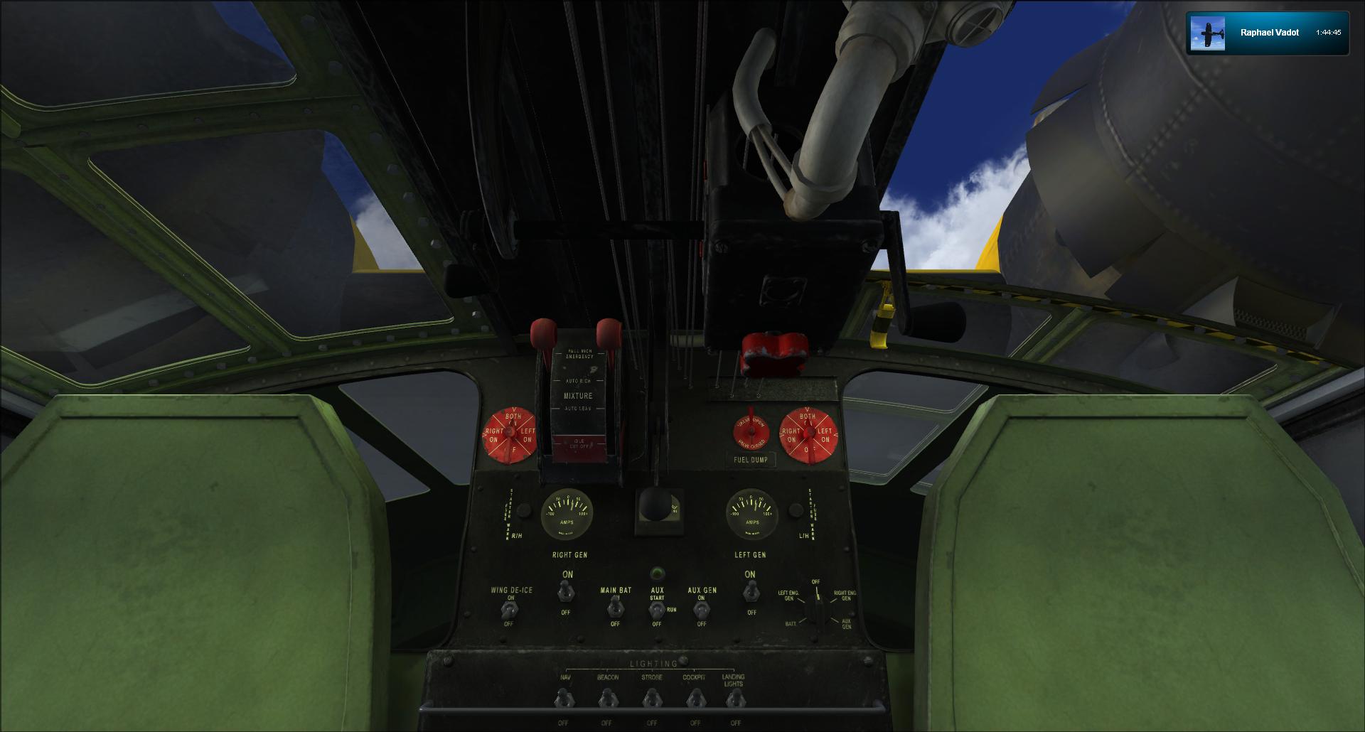 vol VFR aux USA 7147492012129175315974