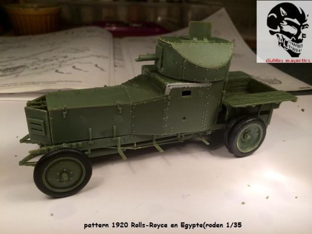 Pattern 1920 Rolls-Royce MK1 en Egypte - (Roden 1/35) 715022pattern1920008