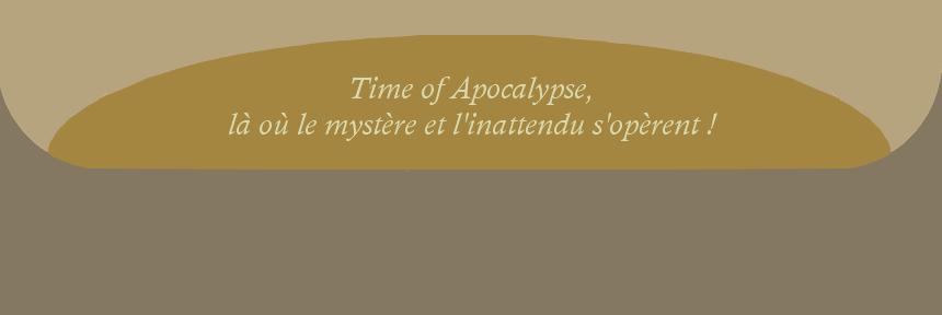 Time Of Apocalypse 715194VRAIESIDEBAR2