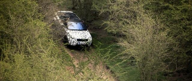Le nouveau Range Rover Evoque Cabriolet Passe Haut La Main Les Tests Tout-Terrain 715426RangeRoverEvoqueConvertibletestingatEastnor3