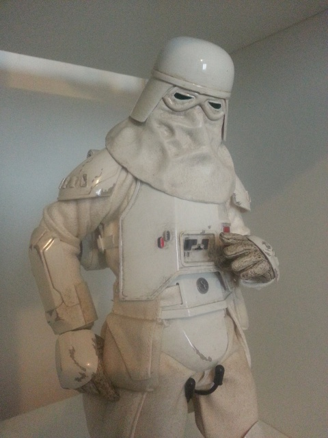 red360 review's : Star Wars Battle Of Hoth: Snowtrooper by Sideshow 71558820130426164853