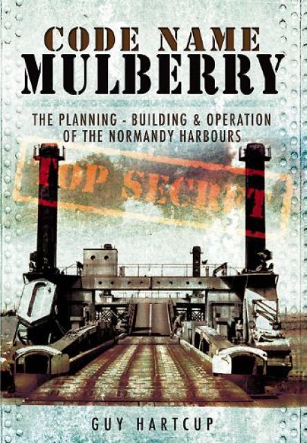 Port Artificiel MULBERRY au 1/350 715644CodeNameMulberry