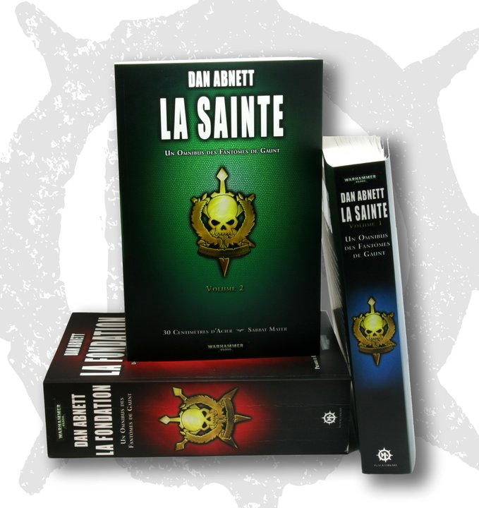News de la Black Library (France et UK) - 2011 - Page 6 716014Fantomesdegaunt