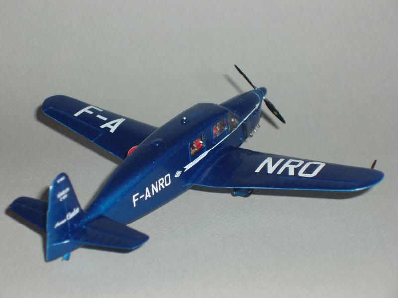 CAUDRON C-635 Simoun  (version Air Bleu). 1936  Heller 1/72. 716190cs33