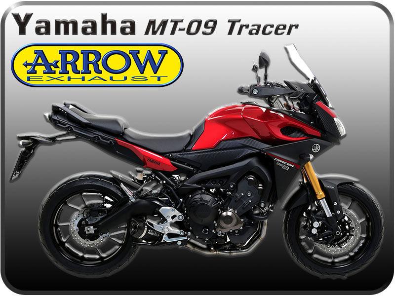 Récapitulatif des pots d'échappements pour la Yamaha Tracer 7163562157