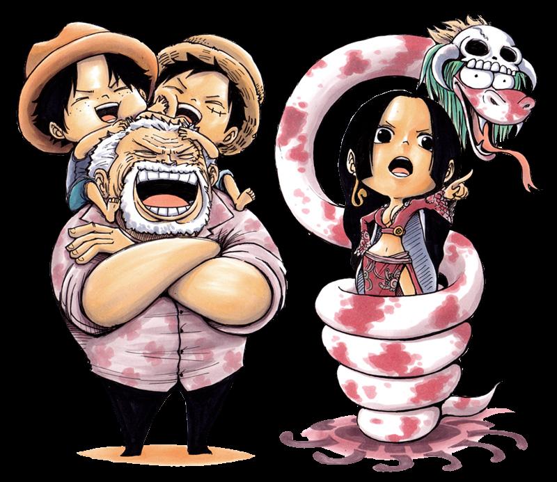 One Piece 716783chibihancoketgarpaceetluffy