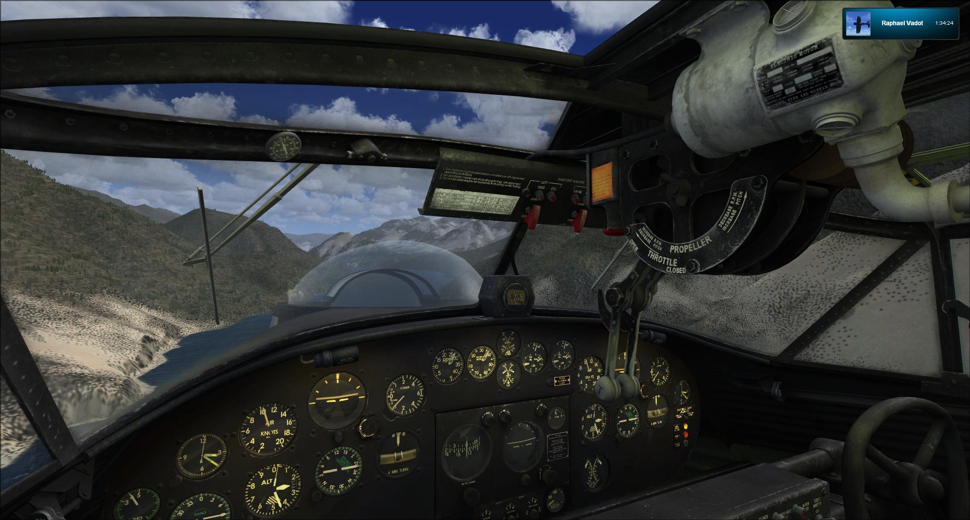 vol VFR aux USA 7174442012129174255581