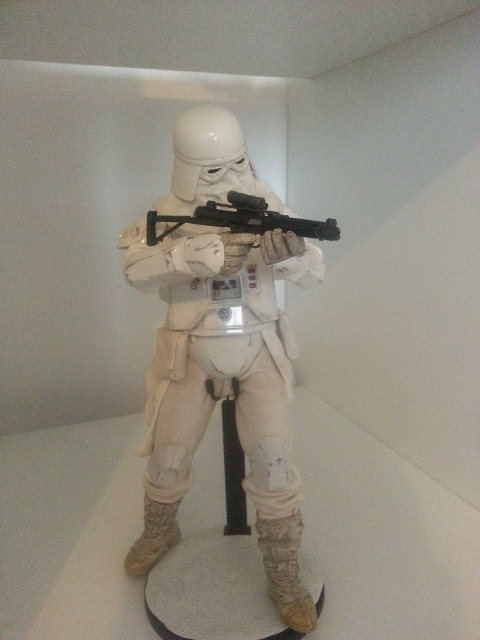 red360 review's : Star Wars Battle Of Hoth: Snowtrooper by Sideshow 71755820130426165144
