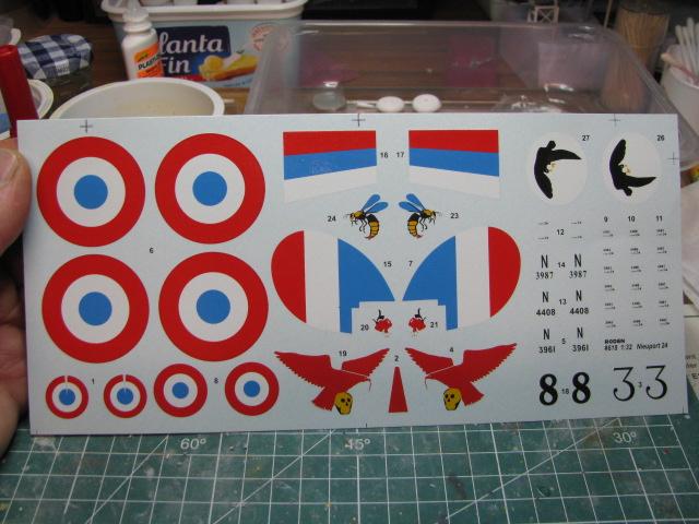 Nieuport 24 Roden 1/32 718032IMG2155